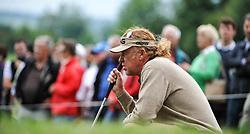 05.06.2014, Country Club Diamond, Atzenbrugg, AUT, Lyoness Golf Open, im Bild Miguel Angel Jimenez (ESP) // Miguel Angel Jimenez (ESP) in action during the Austrian Lyoness Golf Open at the Country Club Diamond, Atzenbrugg, Austria on 2014/06/05. EXPA Pictures © 2014, PhotoCredit: EXPA/ Sascha Trimmel