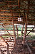 Barn interior, El Moncada, Pinar del Rio, Cuba.