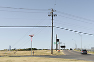 USA, Texas, Panhandle, Gray County, Interstate 40