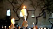 Phillip Seymour Hoffman Vigil