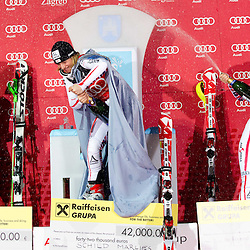 20120103: CRO, Alpine Ski - FIS World Cup, Snow Queen Trophy 2012, Ladies' Slalom