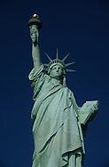 New York.  Statue of liberty   / La statue de la liberte