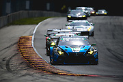 August 5 2018: IMSA Weathertech Continental Tire Road Race Showcase. 14 3GT Racing, Lexus RCF GT3, Dominik Baumann, Kyle Marcelli