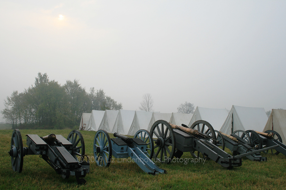 Revolutionary War Cannons
