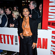 Genesis Lynea Arrivals at Pretty Woman The Musical press night at Piccadilly Theatre on 2nd March 2020, London, UK.