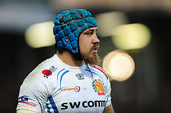 Jack Nowell of Exeter Chiefs - Mandatory byline: Patrick Khachfe/JMP - 07966 386802 - 31/12/2016 - RUGBY UNION - The Recreation Ground - Bath, England - Bath Rugby v Exeter Chiefs - Aviva Premiership.