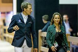 Von Eckermann Henrik, SWE, Sprunger Janika, SUI, <br /> Rolex Grand Prix - The Dutch Masters<br /> © Hippo Foto - Sharon Vandeput<br /> 17/03/19
