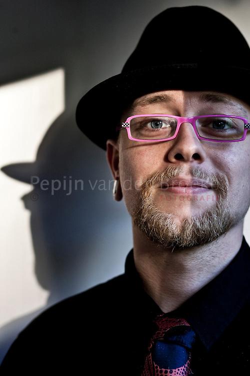 groningen 20101010. grand theatre. Laurens Dijkstra.foto: Pepijn van den Broeke.