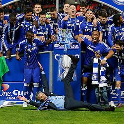 Final - Chelsea v Tottenham Hotspur