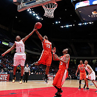Hoover Basketball Semi