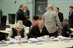 NOV 16 2012 Corby By-Election Count
