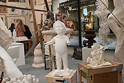 THE FICTIONAL ARTIST STUDIO HAUSER AND WIRTH, Frieze 2016, Regent's Park. London,