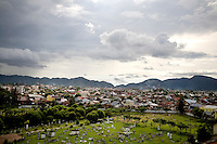 A view of the Dutch Cemetery, in Banda Aceh, Sunday, Nov. 8, 2009.