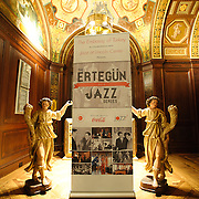 Ertegun Jazz Event, February 2013