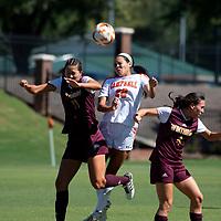 Women Soccer vs Winthrop