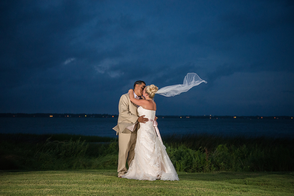 Daniel and Catherine Wedding | Pine Knoll Shores Weddings