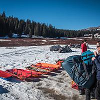 CB Winter Camping Demo