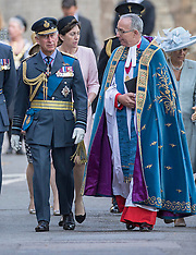 SEP 21 2014 Battle of Britain Memorial Service, Westminster Abbey