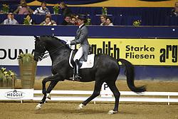 Van Grunsven Anky (NED) - IPS Painted Black<br /> Signal Iduna Cup - Dortmund<br /> © Hippo Foto - Leanjo de Koster