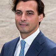 NLD/Den Haag/20190917 - Prinsjesdag 2019, Thierry Baudet van FvD