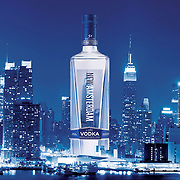 Vodka bottle placed to give impression of being a New York sky scraper Ray Massey is an established, award winning, UK professional  photographer, shooting creative advertising and editorial images from his stunning studio in a converted church in Camden Town, London NW1. Ray Massey specialises in drinks and liquids, still life and hands, product, gymnastics, special effects (sfx) and location photography. He is particularly known for dynamic high speed action shots of pours, bubbles, splashes and explosions in beers, champagnes, sodas, cocktails and beverages of all descriptions, as well as perfumes, paint, ink, water – even ice! Ray Massey works throughout the world with advertising agencies, designers, design groups, PR companies and directly with clients. He regularly manages the entire creative process, including post-production composition, manipulation and retouching, working with his team of retouchers to produce final images ready for publication.