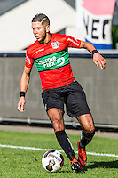 NIJMEGEN - NEC - Vitesse , Voetbal , Eredivisie , Seizoen 2016/2017 , Stadion de Goffert , 23-10-2016 , NEC Nijmegen speler Mohamed Rayhi
