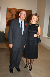 MR CHRISTOPHER SHAW and MS .ELIZA DRAX at a fundraising evening for the Conservative Party General Election Campaign Fund held at Bonhams, 101 New Bond Street, London W1 on 17th March 2005.<br /><br />NON EXCLUSIVE - WORLD RIGHTS