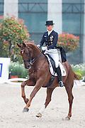 Fabienne Lutkemeier - d'Agostino 5<br /> World Equestrian Festival, CHIO Aachen 2013<br /> © DigiShots