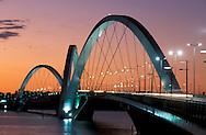 Ponte JK, Brasilia, Brazil