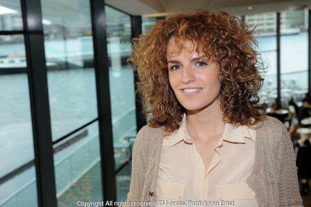 Presentatie van het 13de seizoen van het tv-programma Wie is de Mol?.<br /> <br /> Op de foto:  Carolien Borgers