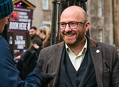 Green Party on Election Trail, Edinburgh, 28 November 2019