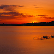 """Grand Traverse Sunrise""<br />