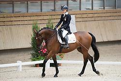 Morganti Sara, (ITA), Royal Delight<br /> Grade Ia Team Test<br /> Para-Dressage FEI European Championships Deauville 2015<br /> © Hippo Foto - Jon Stroud<br /> 18/09/15