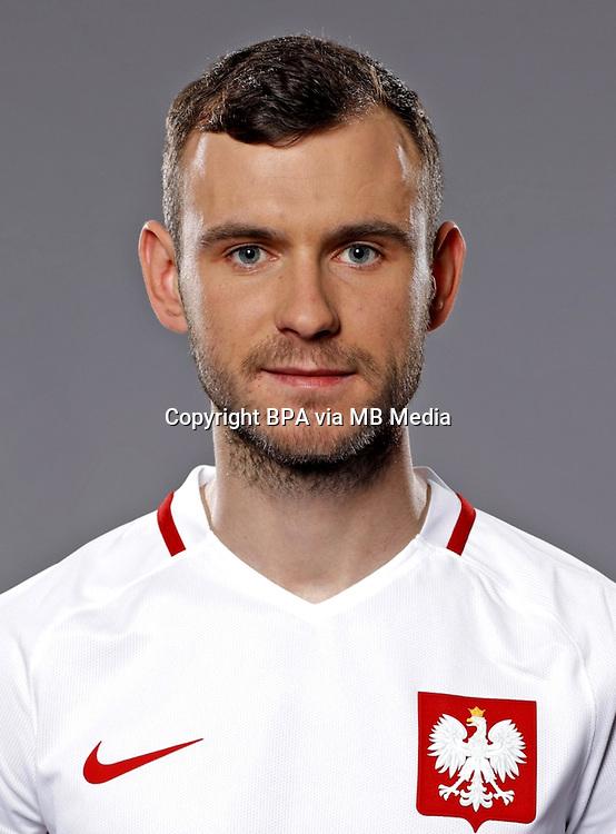 Uefa Euro FRANCE 2016 - <br /> Poland National Team - <br /> Filip Starzynski