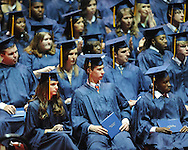 "Oxford High graduation ceremony at the C.M. ""Tad"" Smith Coliseum in Oxford, Miss. on Friday, May 24, 2013."