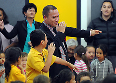 Rotorua-Labour leader David Cunnliffe visit to Rotorua
