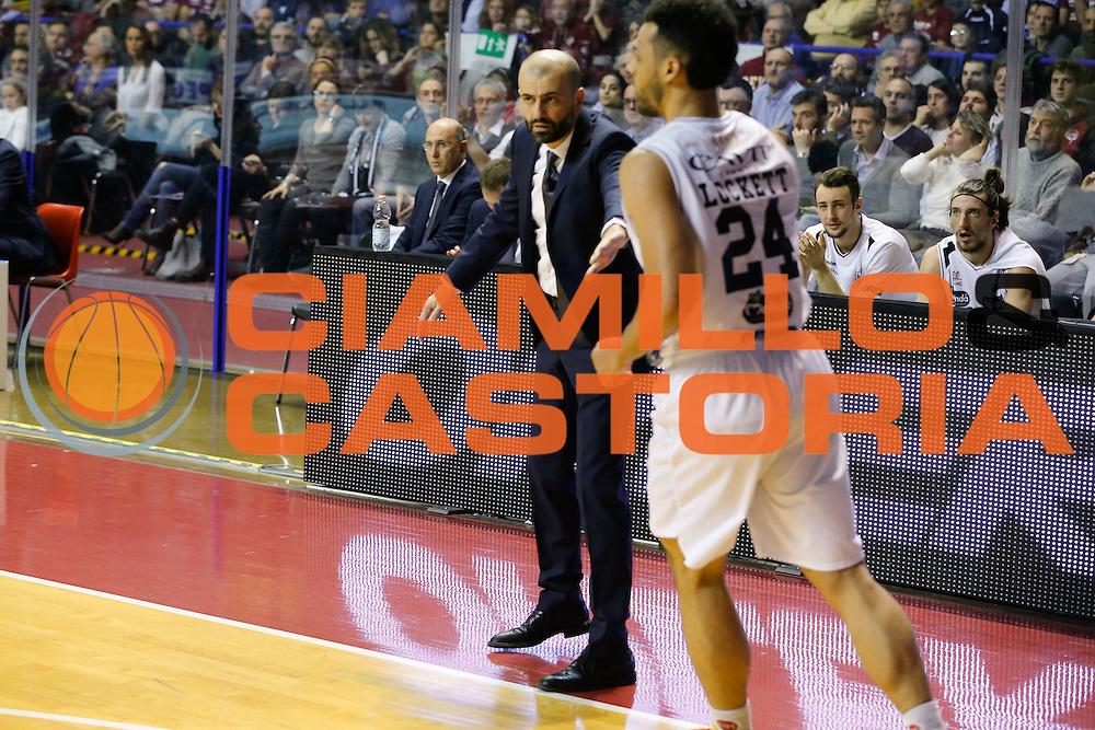 DESCRIZIONE : Venezia Lega A 2015-16 Umana Reyer Venezia Dolomiti Energia Trentino<br /> GIOCATORE : Maurizio Buscaglia<br /> CATEGORIA : Ritratto<br /> SQUADRA : Umana Reyer Venezia Dolomiti Energia Trentino<br /> EVENTO : Campionato Lega A 2015-2016<br /> GARA : Umana Reyer Venezia Dolomiti Energia Trentino<br /> DATA : 28/12/2015<br /> SPORT : Pallacanestro <br /> AUTORE : Agenzia Ciamillo-Castoria/G. Contessa<br /> Galleria : Lega Basket A 2015-2016 <br /> Fotonotizia : Venezia Lega A 2015-16 Umana Reyer Venezia Dolomiti Energia Trentino