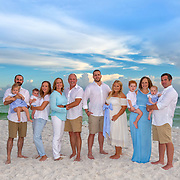 Landers Family Beach Photos