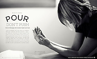 Article in ABMP Pour featuring photography by Elena Ray