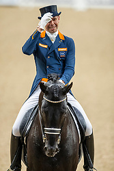 Minderhoud Hans Peter, NED, Glock's Dream Boy<br /> LONGINES FEI World Cup™ Finals Gothenburg 2019<br /> © Hippo Foto - Dirk Caremans<br /> 06/04/2019