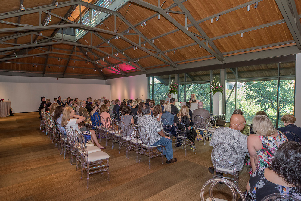 On Thursday, June 14, 2018, The Briscoe Western Art Museum hosted a talk with Lynn Wyatt and Michael Quintanilla that discussed Wyatt's connection to Andy Warhol and that offered an added perspective on the Warhol-Schenck exhibition.