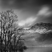 'Ptarmigan ridge from Inverbeg, Loch Lomond'<br />