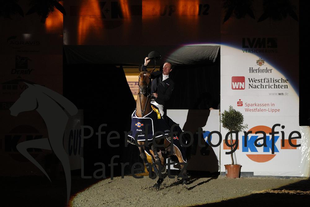 VOß Thomas, Carinjo 9<br /> Münster K+K Cup - 2012<br /> (c) www.sportfotos-Lafrentz. de/Stefan Lafrentz