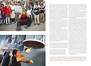 """""""Ciudad Neza,"""" National Geographic en Español, Mexico, September 2011. Photographs by Rodrigo Cruz."""