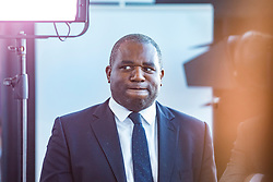 © Licensed to London News Pictures. 24/09/2018. Liverpool, UK. David Lammy MP at the Labour Party Conference 2018. Photo credit: Rob Pinney/LNP