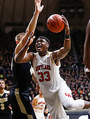 NCAA Basketball - Purdue Boilermakers vs Maryland Terrapins - West Lafayette, IN