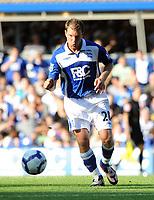 Fotball<br /> England<br /> Foto: Fotosports/Digitalsport<br /> NORWAY ONLY<br /> <br /> St Andrews Ground Birmingham City v Bolton Wanderers  Premier League 26/09/2009<br /> Teemu Tainio  (Birmingham)