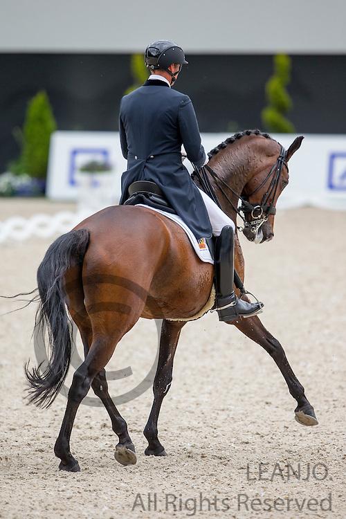 Patrick van der Meer - Uzzo<br /> World Equestrian Festival, CHIO Aachen 2015<br /> &copy; DigiShots