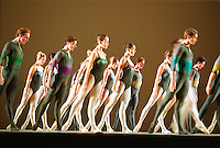 Christopher Wheeldon's Tryst<br /> Music by: James MacMillan<br /> Lighting: Natasha Katz<br /> Set design by: Jean Marc Puissant