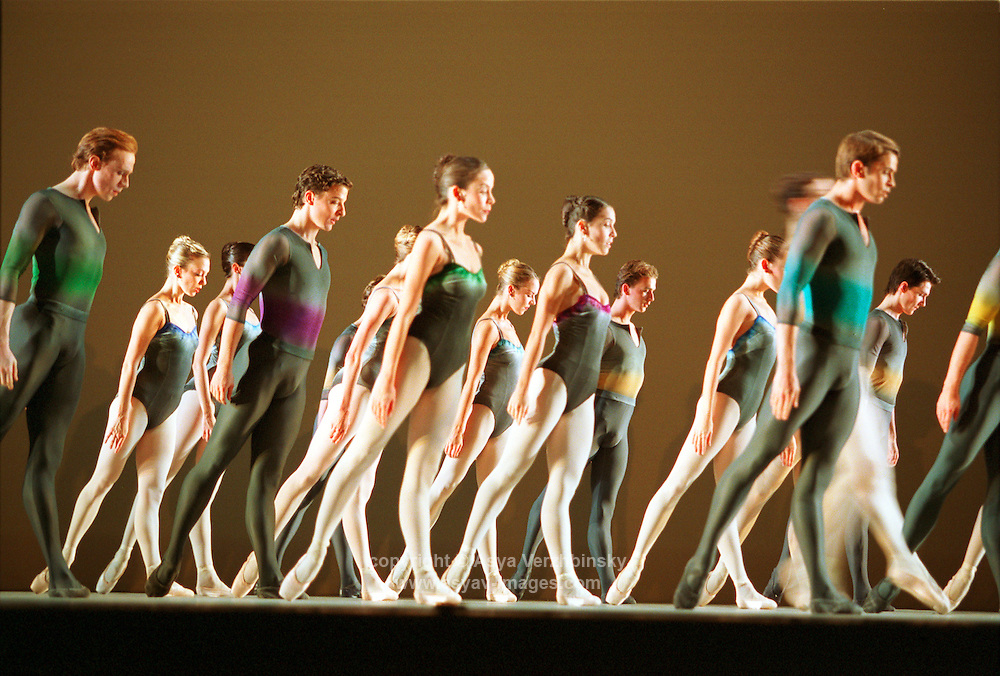 Christopher Wheeldon's Tryst<br />